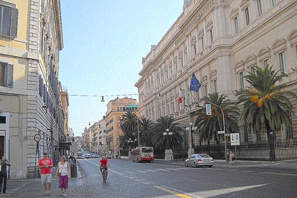 via nazionale roma